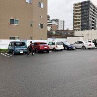 浮気調査で名古屋の探偵がコンビニ駐車場の張り込み