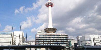 名古屋の探偵が浮気調査で京都タワーへ